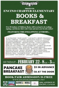 Books and Breakfast - Encino Charter - Taneeka Bourgeois-daSilva